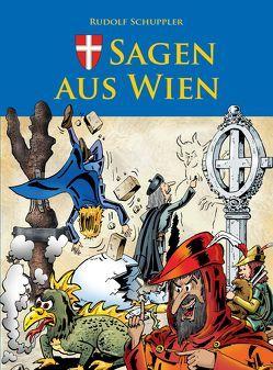 Sagen aus Wien von Schuppler,  Rudolf
