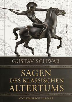 Sagen des klassischen Altertums – Vollständige Ausgabe von Flaxman,  John, Schwab,  Gustav