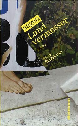Sagen Landvermesser von Stickelmann,  Bernd