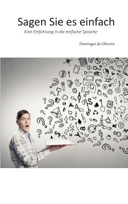 Sagen Sie es einfach von Oliveira,  Domingos de