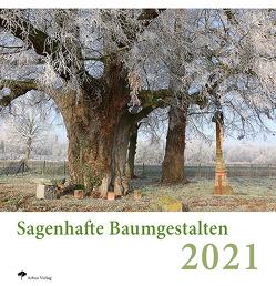 Sagenhafte Baumgestalten 2021 von Peter,  Klug