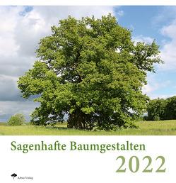 Sagenhafte Baumgestalten 2022 von Klug,  Peter