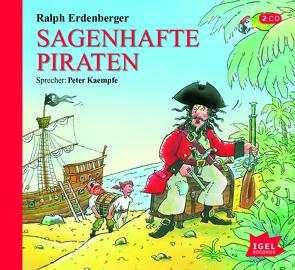 Sagenhafte Piraten von Erdenberger,  Ralph, Kaempfe,  Peter