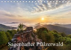 Sagenhafter Pfälzerwald (Tischkalender 2018 DIN A5 quer) von Engel,  Stefan