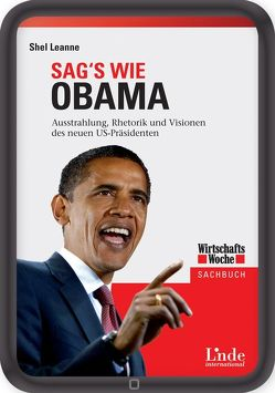 Sag's wie Obama von Leanne,  Shel