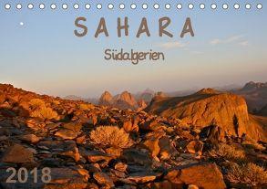 Sahara – Südalgerien (Tischkalender 2018 DIN A5 quer) von Berlin,  k.A., Rechberger,  Gabriele