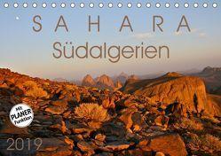 Sahara – Südalgerien (Tischkalender 2019 DIN A5 quer) von Rechberger,  Gabriele
