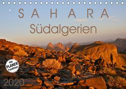 Sahara – Südalgerien (Tischkalender 2020 DIN A5 quer) von Rechberger,  Gabriele