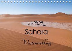 Sahara Wüstentrekking (Tischkalender 2019 DIN A5 quer) von Görig,  Christine