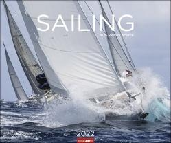Sailing Kalender 2022 von Weingarten