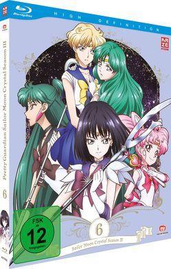 Sailor Moon Crystal – Blu-ray 6 von Sakai,  Munehisa