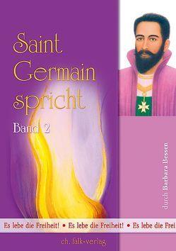 Saint Germain spricht, Band 2 von Bessen,  Barbara