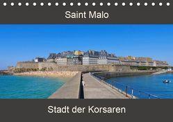Saint Malo – Stadt der Korsaren (Tischkalender 2019 DIN A5 quer) von LianeM