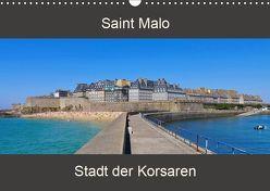 Saint Malo – Stadt der Korsaren (Wandkalender 2019 DIN A3 quer) von LianeM