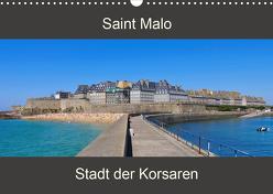 Saint Malo – Stadt der Korsaren (Wandkalender 2020 DIN A3 quer) von LianeM