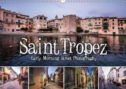Saint Tropez – Early Morning Street Photography (Wandkalender 2019 DIN A3 quer) von Korte,  Niko