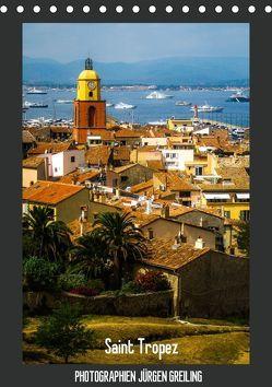 Saint Tropez (Tischkalender 2019 DIN A5 hoch) von Greiling,  Jürgen
