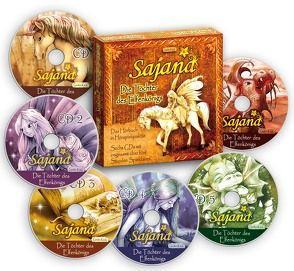 Sajana – die Töchter des Elfenkönigs, Hörbuch von Keck,  Gecko