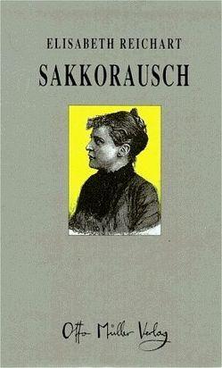 Sakkorausch von Reichart,  Elisabeth