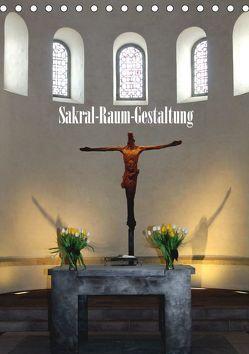 Sakral-Raum-Gestaltung – Die Kirchen von Hildesheim (Tischkalender 2019 DIN A5 hoch) von Niemsch,  Gerhard