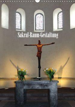 Sakral-Raum-Gestaltung – Die Kirchen von Hildesheim (Wandkalender 2019 DIN A3 hoch) von Niemsch,  Gerhard