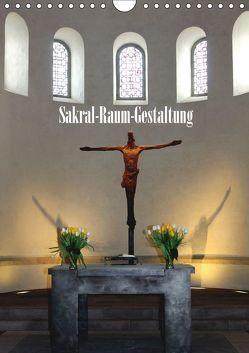 Sakral-Raum-Gestaltung – Die Kirchen von Hildesheim (Wandkalender 2019 DIN A4 hoch) von Niemsch,  Gerhard