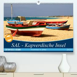 SAL – Kapverdische Insel (Premium, hochwertiger DIN A2 Wandkalender 2020, Kunstdruck in Hochglanz) von Thiele,  Karsten