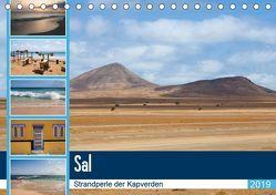 Sal – Strandperle der Kapverden (Tischkalender 2019 DIN A5 quer) von Reuke,  Sabine