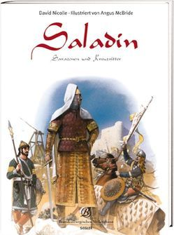 Saladin von Nicolle,  David, Wise,  Terence
