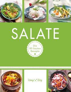 Salate von Berg,  König