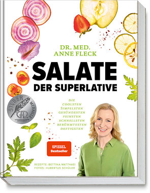 Salate der Superlative von Fleck,  Anne, Matthaei,  Bettina, Schüler,  Hubertus