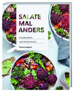 Salate mal anders von Elgquist,  Therese