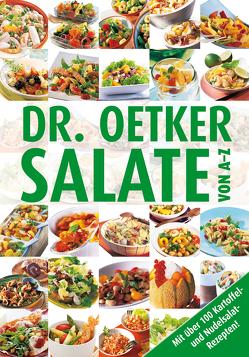Salate von A-Z von Dr. Oetker