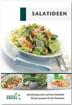 Salatideen Rezepte geeignet für den Thermomix von Möhrlein-Yilmaz,  Marion