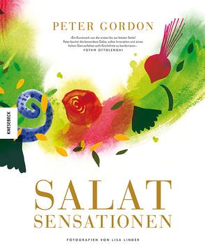 Salatsensationen von Gordon,  Peter, Kammerer,  Susanne, Linder,  Lisa