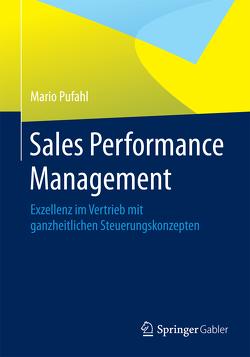 Sales Performance Management von Pufahl,  Mario