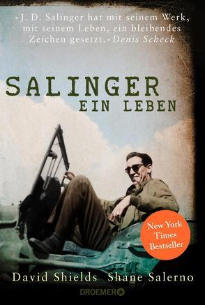 Salinger von Rauch,  Yamin von, Salerno,  Shane, Shields,  David