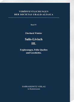 Salis-Livisch III. von Winkler,  Eberhard