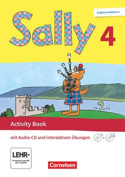 Sally – Englisch ab Klasse 3 – Allgemeine Ausgabe 2020 – 4. Schuljahr