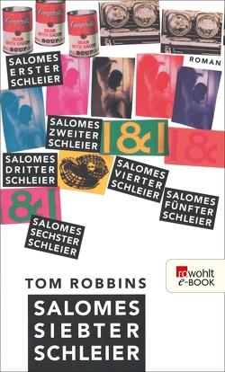 Salomes siebter Schleier von pociao, Robbins,  Tom