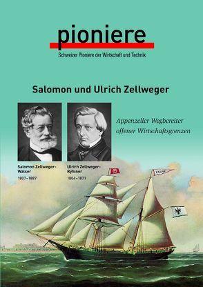 Salomon und Ulrich Zellweger von Salvisberg,  Hugo P