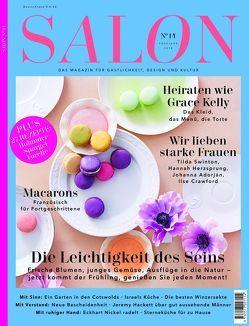 SALON 01/2018 von Gruner+Jahr GmbH & Co KG