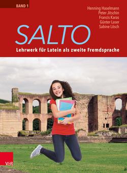 Salto 1 von Böttcher,  Eltje, Haselmann,  Henning, Jitschin,  Peter, Karas,  Francis, Laser,  Günter, Lösch,  Sabine