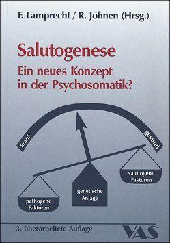 Salutogenese von Johnen,  R., Lamprecht,  Friedhelm