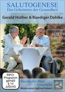 Salutogenese von Dahlke,  Dr. Ruediger, Hobert,  Dr.med.Ingfried, Hüther,  Prof. Gerald