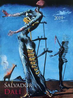 Salvador Dalí 2019 von ALPHA EDITION