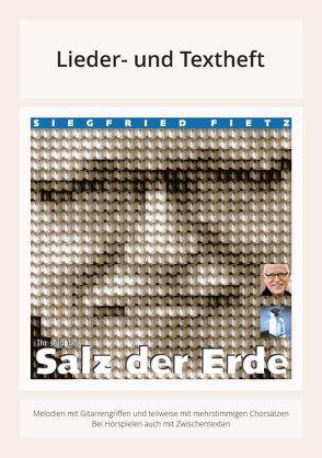 Salz der Erde von Barth,  Gerhard, Fietz,  Oliver, Fietz,  Siegfried, Fischer,  Helmut, Macht,  Siegfried, Müller,  Jörg