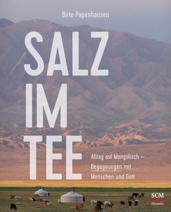 Salz im Tee von Papenhausen,  Birte