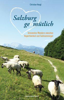 Salzburg gehmütlich von Heugl,  Christian