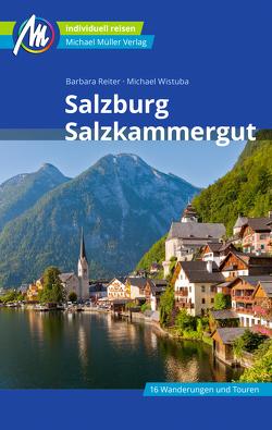 Salzburg & Salzkammergut Reiseführer Michael Müller Verlag von Reiter,  Barbara